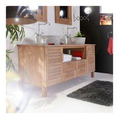 Tikamoon Soho l Teak Vanity Cabinet & Reviews | Wayfair UK