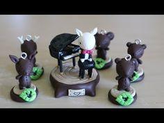 Classy Stitch Animals for Wonderland Art for Animals Benefit Show! - YouTube