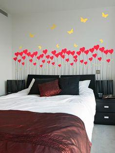 Ventajas de decorar con vinilos  ¿Te animas a poner un vinilo en tu dormitorio o en el de tus hijos?  Mira estas ideas: http://www.mujeresreales.es/hogar/articulo/ventajas-de-decorar-con-vinilos-631452847717