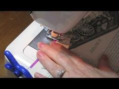 ▶ Binding Junk Journals - YouTube using recycled junk mail and coptic stitch or sewing machine
