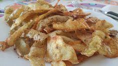 ¿Qué como en Dietas para adelgazar rápido?: Pieles de patata crujientes 8pp