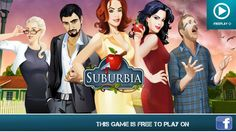 Suburbia - Free on Facebook - HD Gameplay