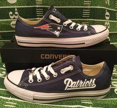 4e1a1402015f New England Patriots Converse Chuck Taylor Sneakers NFL New England  Patriots Sneakers