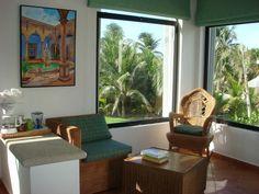 2nd floor Master bedroom in Villa Umaki Ha.