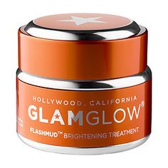 GLAMGLOW : Flashmud™ Brightening Treatment : facial-treatment-masks  Fades summer freckles.