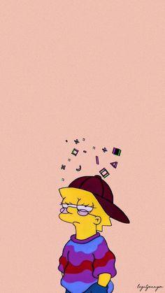 Wallpaper Spongebob, Simpson Wallpaper Iphone, Disney Phone Wallpaper, Cartoon Wallpaper Iphone, Mood Wallpaper, Homescreen Wallpaper, Hd Phone Wallpapers, Aesthetic Pastel Wallpaper, Tumblr Wallpaper