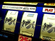 Slot Machine. Beau Rivage Resort and Casino, Biloxi, Mississippi. Source: Merle Richterman, age 64.