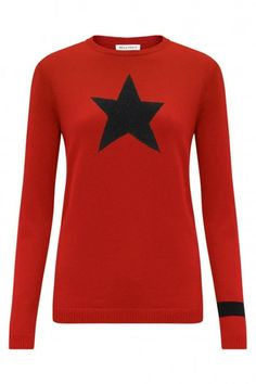 Regular fit Wool, Cashmere, Polyamide Dry clean only Model is a UK 8 and is wearing a size Small We love how vibrant and fun the colour of Bella Freud, Stars At Night, Simple Designs, Jumper, Cashmere, Wool, Medium, Sweatshirts, Sweaters