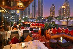 Grosvenor House Dubai Skyline Dining