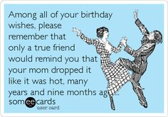 Funny Happy Birthday Pictures For Women Mom 15 Ideas Birthday Memes For Men, Birthday Wishes For Women, Funny Happy Birthday Meme, Funny Happy Birthday Pictures, Birthday Card Sayings, Happy Birthday Quotes, Birthday Greetings, Birthday Funnies, Birthday Messages