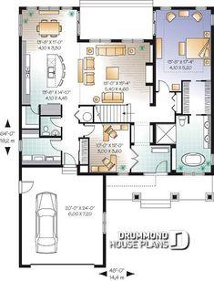 House plan W3616-V1