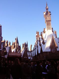 The Wizarding World of Harry Potter :)