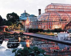 Brooklyn Botanical Gardens.  Regularly $10 but FREE on Tuesdays and Saturdays from 10:00-12:00