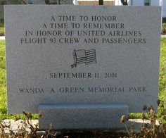 Nearly everyone thinks about the Twin Towers when they recall the morning of 9/11. But 40 other Americans died that day on United Flight 93, when the passengers and crew members fought back against the terrorists and stopped another tragic attack.