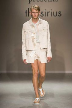 Male Fashion Trends: The Sirius Spring-Summer 2018 - Milan Fashion Week