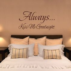 I already have a sign with this saying on it but i want it on the wall like this soooo bad!!