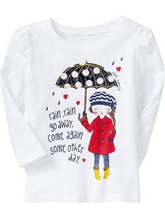 Embellished Tops for Baby   Old Navy... Izzy (Winter Wardrobe)