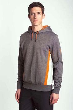 Champ Fleece Hoodie Complete your fall wardrobe with this warm active fleece hoodie.