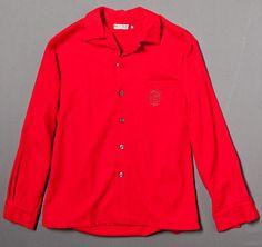 Buddy Holly Shirt !  #buddyholly #shirt #red #memorabilia #music #hardrock #hardrockcafe