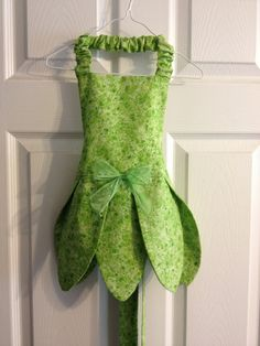 TinkerBell Apron by LittleNuggetCreation on Etsy
