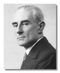 Maurice Ravel (1875 - 1937) was born in France near the Spanish border, to Swiss and Basque parents. His father's engineering work soon brought the family to Paris, and the young man entered the Paris Conservatory at age 14. He enrolled as a pianist but switched to composition under Gabriel Fauré and André Gedalge. Ravel was less radical a composer than Claude Debussy but rebellious in his own way.