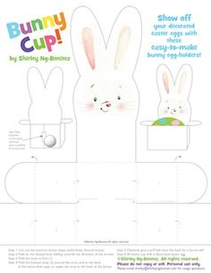We Love To Illustrate easter printables