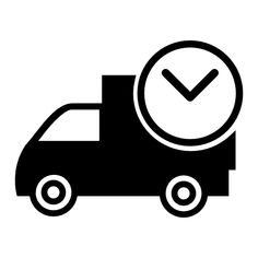 Delivery time, IOS 7 interface symbol free vector icons designed by Freepik Vector Icons, Vector Free, Flat Icons, Ios 7, Free Icon, Business Icon, Icon Font, Delivery, Symbols