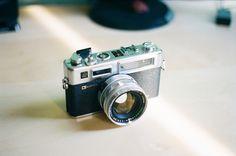 https://flic.kr/p/ap22tM   13   Yashica Electro 35 GSN  Kodak 400  Pentax-M 50mm f/2.0  Other cameras here.