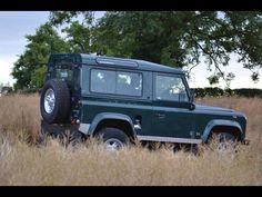 JBK LAnd Rover Defender 90