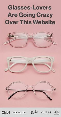 f90e8dc957c Glasses lover  You re going to love this site. Check out the site