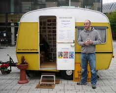 Caravan Gallery by Scarycrow, via Flickr
