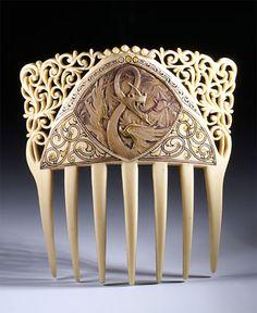 dragon hair comb