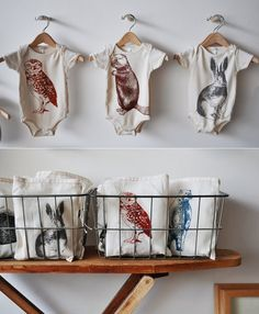 awesomest onesies by bookhou  http://www.bookhouathome.blogspot.com/