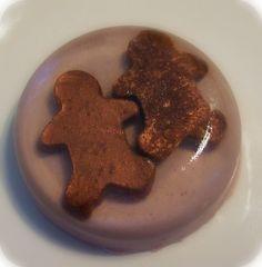 Christmas Soap Gingerbread Men