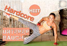 Unteres Bauchfett - Bauch Workout - Fettverbrennung - 12 Min Hardcore H...