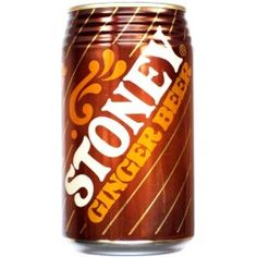 Stoney Ginger Beer - Cans - 6 x 340ml