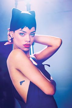 #ROGUE Rihanna Halloween Inspiration