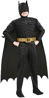 Batman Deluxe Boy's Costume
