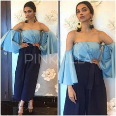 Yay or Nay : Deepika Padukone in Cord and Tome