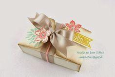 Charming4you: Anleitung Petite Petals Box