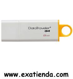 Ya disponible Memoria USB 3.0 Kingston 8gb    (por sólo 8.96 € IVA incluído):   -Capacidad: 8GB -Interface: USB 3.0 -Otros:-   -P/N: DTIG4/8GB Garantía de 24 meses.  http://www.exabyteinformatica.com/tienda/2386-memoria-usb-3-0-kingston-8gb #memoria #exabyteinformatica