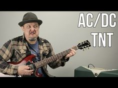 AC/DC - TNT - How to Play TNT by ACDC Angus Young - Easy Power Chords - YouTube