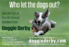 The 6th Annual Doggie Derby ‹ Doggie Derby