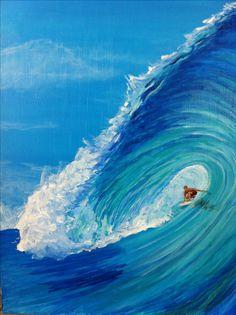 Newport Loft Surf Art