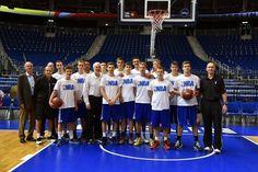 NBA camp Berlin #FerdinandZylka