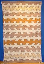 8 - 1940 - Today - Navajo Rugs - to - 'Navajo Rug: Classic Revival with Corn Design' - Len Wood's Indian Territory Navajo Weaving, Navajo Rugs, American Indian Art, Native American Indians, Classic Blankets, Indian Territory, Indian Baskets, Pueblo Pottery, Rugs Online