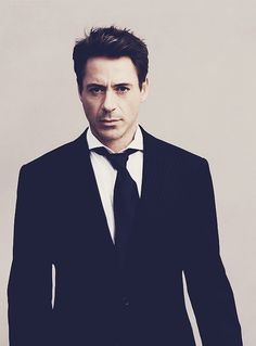 Robert Downey Jr. I had a big crush on him when I was little and I think it's coming back... :)