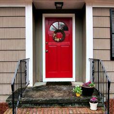 Unique Coloring Best Red For Front Door 95 Best Behr Red For Front Door  Small Red Front Door