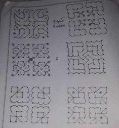 Indian Rangoli Designs, Rangoli Designs Latest, Simple Rangoli Designs Images, Rangoli Designs Flower, Henna Art Designs, Rangoli Border Designs, Rangoli Designs With Dots, Beautiful Rangoli Designs, Mehndi Designs For Hands