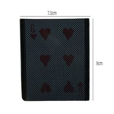 Hot Sale Funny Amazing Plastic Card Vanish Illusion Change Sleeve Close Up Street Magic Trick WOW Choose  Magician 400 magic